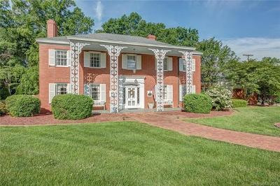Cherryville Single Family Home For Sale: 400 S Elm Street