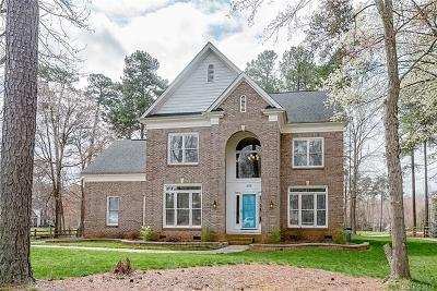 Mooresville Single Family Home For Sale: 105 Lockerbie Lane