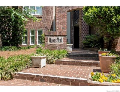 Charlotte Condo/Townhouse For Sale: 325 Queens Road #16