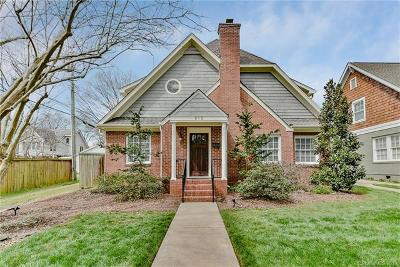Charlotte Single Family Home For Sale: 413 N Dotger Avenue