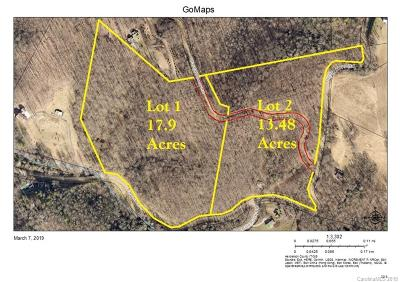 Residential Lots & Land For Sale: Bald Rock Road