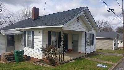 Cramerton NC Single Family Home For Sale: $109,900