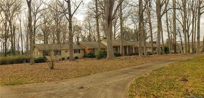 Matthews Single Family Home For Sale: 12320 Idlewild Road