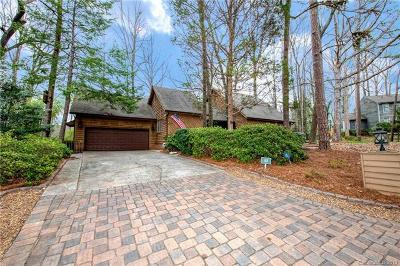 Lake Wylie Single Family Home For Sale: 57 Honeysuckle Woods