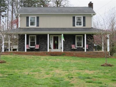 Gastonia Single Family Home For Sale: 344 Deep Forest Court