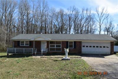 Kings Mountain NC Single Family Home Under Contract-Show: $45,000