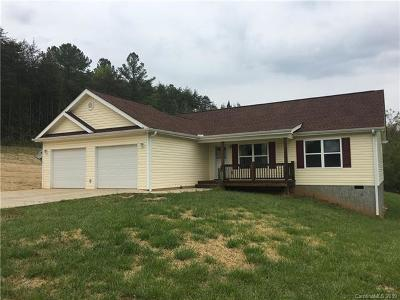 Rutherfordton Single Family Home For Auction: 120 Amos Miller Lane
