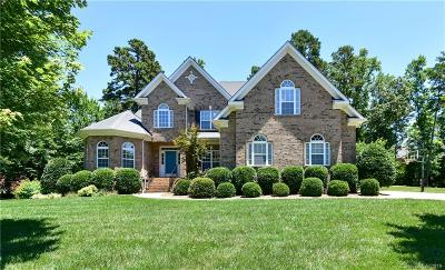 Single Family Home For Sale: 1027 Patricians Lane