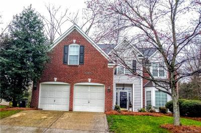 Charlotte Single Family Home For Sale: 6137 Cambellton Drive