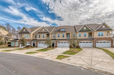 Buncombe County, Cabarrus County, Caldwell County, Cleveland County, Davidson County, Gaston County, Iredell County, Lancaster County, Lincoln County, Mecklenburg County, Rowan County, Stanly County, Union County, York County Condo/Townhouse For Sale: 4150 La Crema Drive
