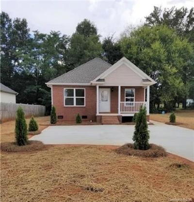 Rock Hill Single Family Home For Sale: 1576 Main Street