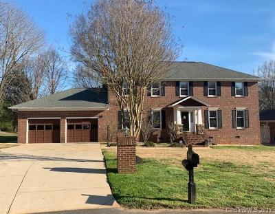 Huntersville Single Family Home For Sale: 16632 Grapperhall Drive