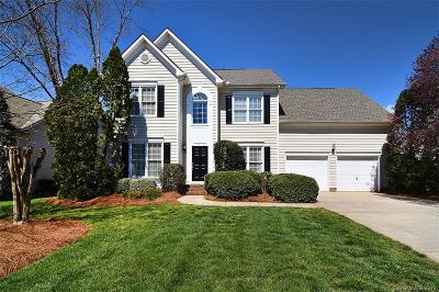 Huntersville Single Family Home For Sale: 10313 Friarsgate Road