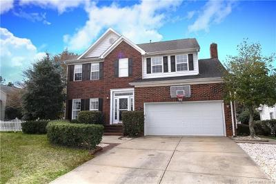 Charlotte Single Family Home For Sale: 3224 Glen Summit Drive