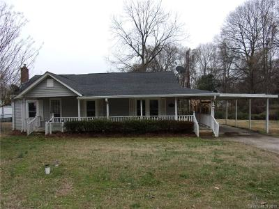Kannapolis Single Family Home For Sale: 1012 E 11th Street