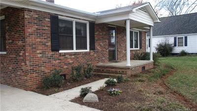Statesville Single Family Home For Sale: 224 Island Ford Road