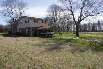 Statesville Single Family Home For Sale: 1766 Old Mocksville Road