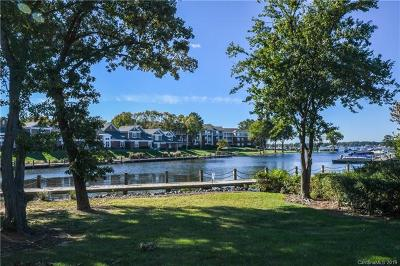 Cornelius Condo/Townhouse For Sale: 18619 Harborside Drive