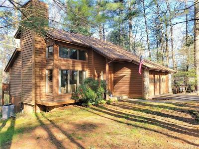 Fletcher Single Family Home For Sale: 1 Mistic Cove #13