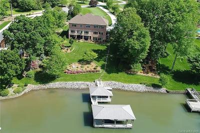 Sherrills Ford Single Family Home For Sale: 2755 Harbour Pointe Court