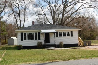 Kannapolis Single Family Home For Sale: 142 Beaumont Avenue