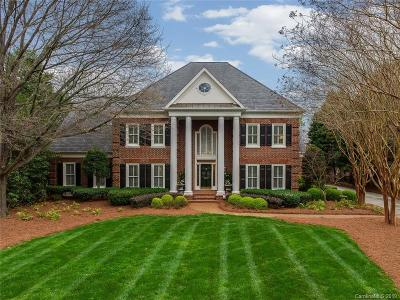 Charlotte Single Family Home For Sale: 8221 Greencastle Drive