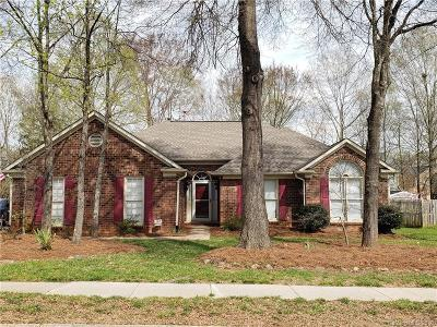 Indian Trail Single Family Home Under Contract-Show: 6602 Conifer Circle