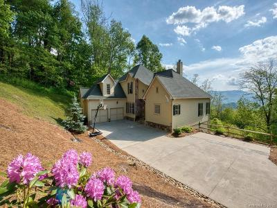 Waynesville Single Family Home For Sale: 1244 Presidential Drive