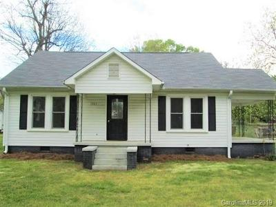 Kannapolis Single Family Home Under Contract-Show: 1303 Price Avenue
