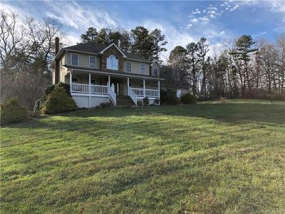 Leicester Single Family Home For Sale: 107 Sherry Lane