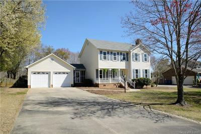 Harrisburg Single Family Home Under Contract-Show: 8724 Middleton Circle
