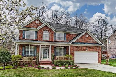 Statesville Single Family Home For Sale: 150 Winter Flake Drive #3