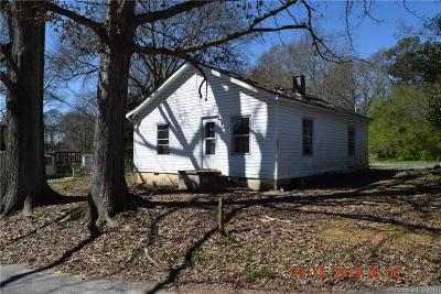 Gastonia NC Single Family Home Under Contract-Show: $37,000