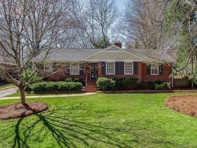 Charlotte NC Single Family Home For Sale: $449,900