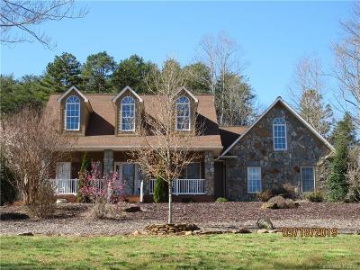 Rutherfordton Single Family Home Under Contract-Show: 252 Twin K Drive