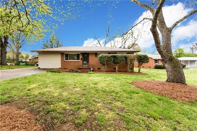 Charlotte Single Family Home Under Contract-Show: 4033 Winedale Lane
