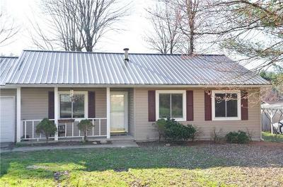 Fletcher Single Family Home For Sale: 27 Sunflower Lane