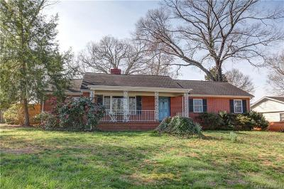Iredell County Single Family Home For Sale: 418 Coolidge Avenue