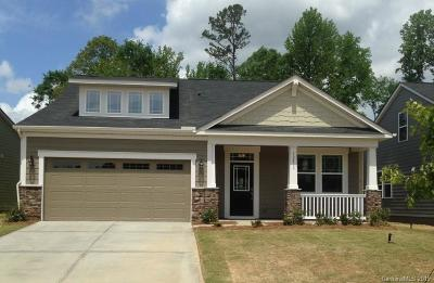 Huntersville Single Family Home For Sale: 12813 Heath Grove Drive #54