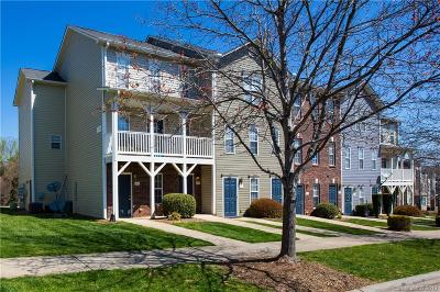 Mooresville Condo/Townhouse Under Contract-Show: 119 Steam Engine Drive #101