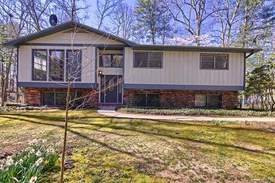 Hendersonville Single Family Home Under Contract-Show: 215 Fallen Timber Road #4