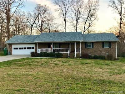 Albemarle Single Family Home For Sale: 2140 Woodcroft Lane