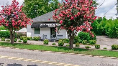 Gastonia Single Family Home For Sale: 322 2nd Avenue