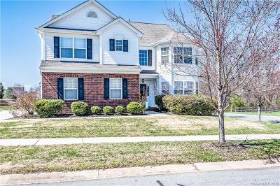 Huntersville Single Family Home Under Contract-Show: 8604 Summer Serenade Drive