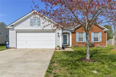 Indian Trail Single Family Home Under Contract-Show: 3900 Cardinal Bluff Lane