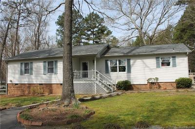 Indian Trail Single Family Home Under Contract-Show: 4200 Waxhaw Indian Trail Road