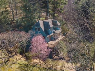 Waynesville Single Family Home For Sale: 480 Chestnut Walk Drive
