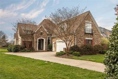 Davidson Single Family Home For Sale: 6631 Fox Ridge Circle