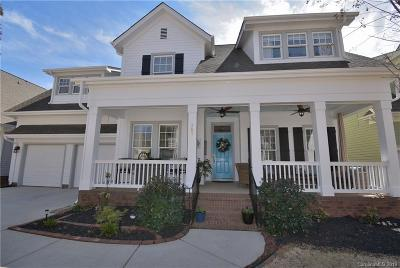 Mooresville Single Family Home For Auction: 147 Lavender Bloom Loop