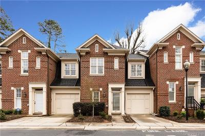 Charlotte Condo/Townhouse For Sale: 817 Park Slope Drive